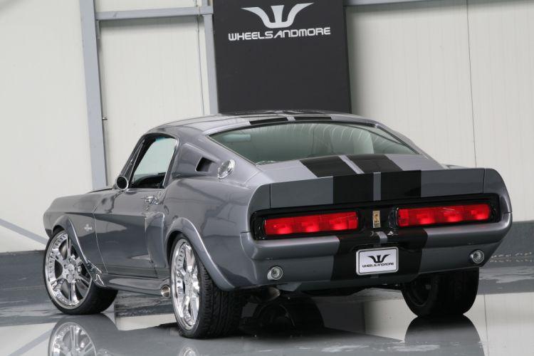 Wheelsandmore Mustang Shelby GT500 - ELEANOR wallpaper