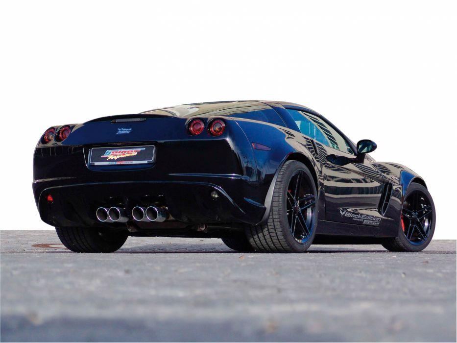 GeigerCars Chevrolet Corvette Z06 Black Edition wallpaper
