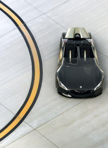Peugeot EX1 Concept wallpaper