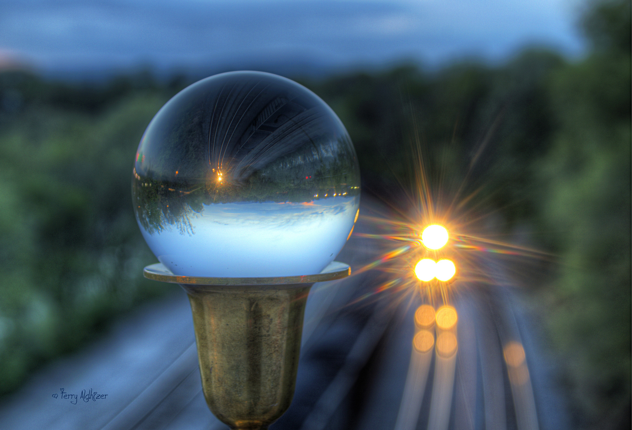 ball glass train reflection glare wallpaper 2048x1394 165805 wallpaperup - Glass Reflection