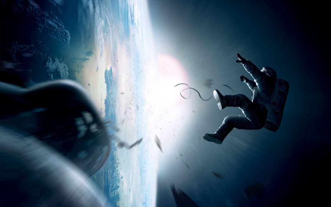 sun astronaut gravity planet earth wallpaper