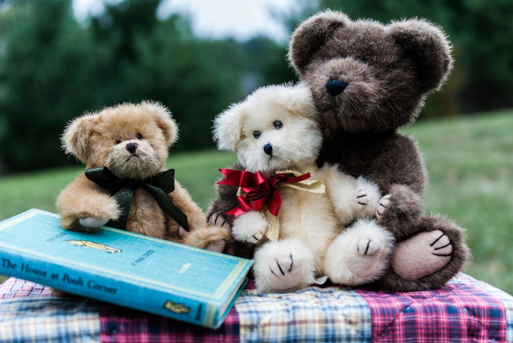 toys teddy bears wallpaper