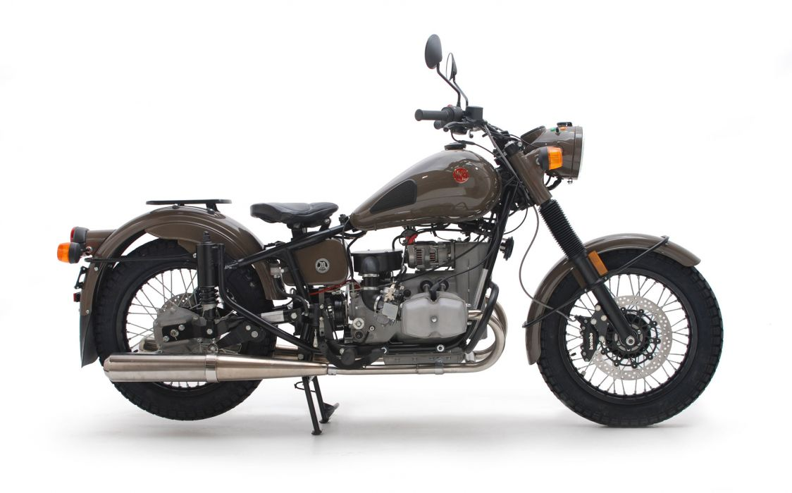 2012 Ural M70 Solo Limited Edition wallpaper
