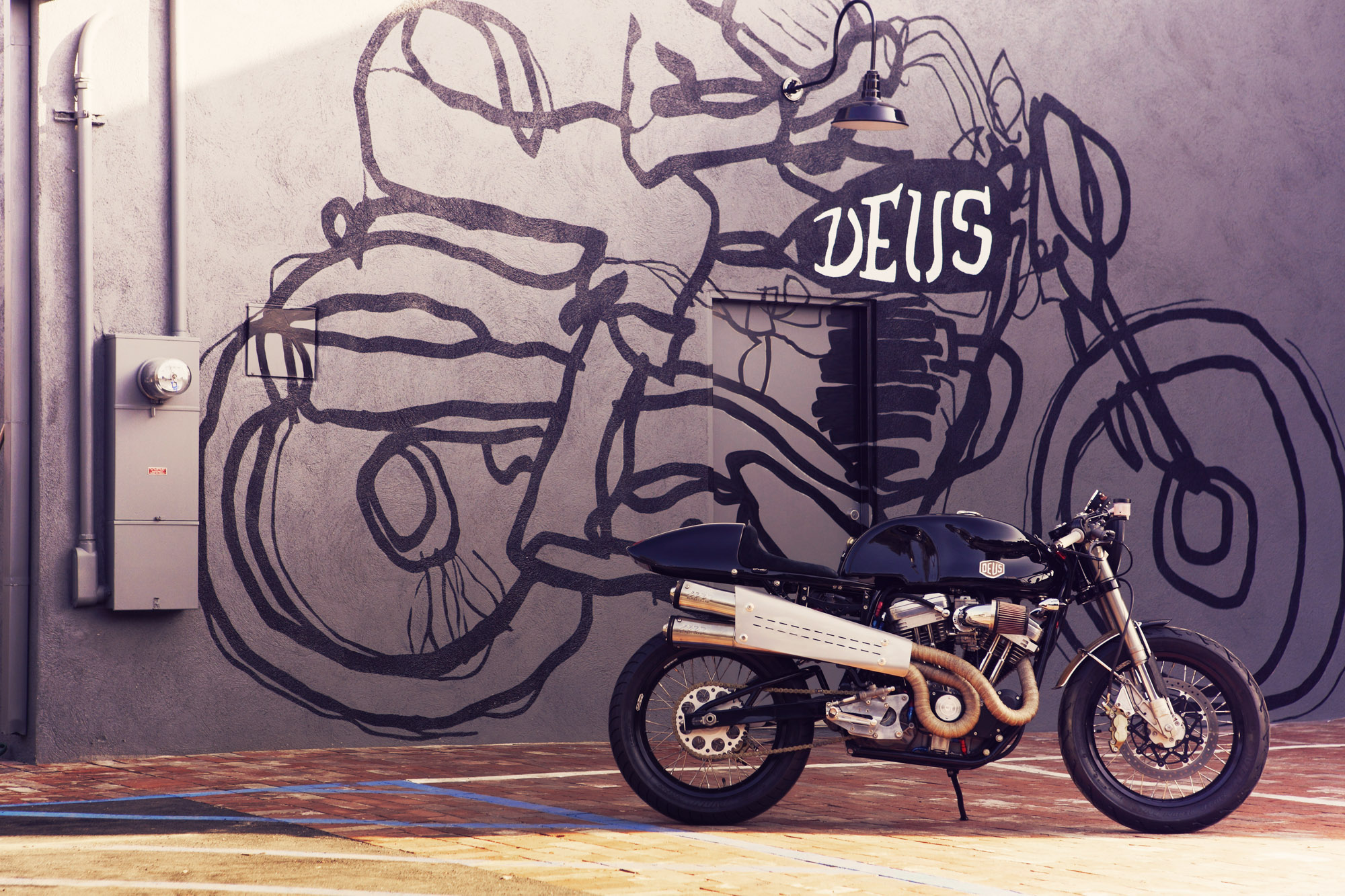 Deus Ex Machina Custom E Wallpaper  2000x1333 165902 WallpaperUP