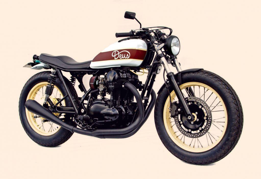 Deus-Ex Machina Custom dirtbike         r wallpaper