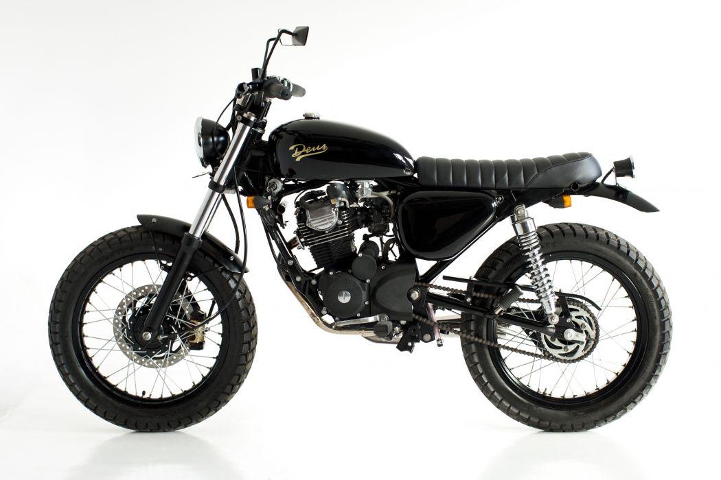 Deus-Ex Machina Custom GL200 dirtbike         t wallpaper