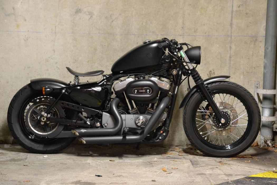 Harley Davidson Nightster   e wallpaper