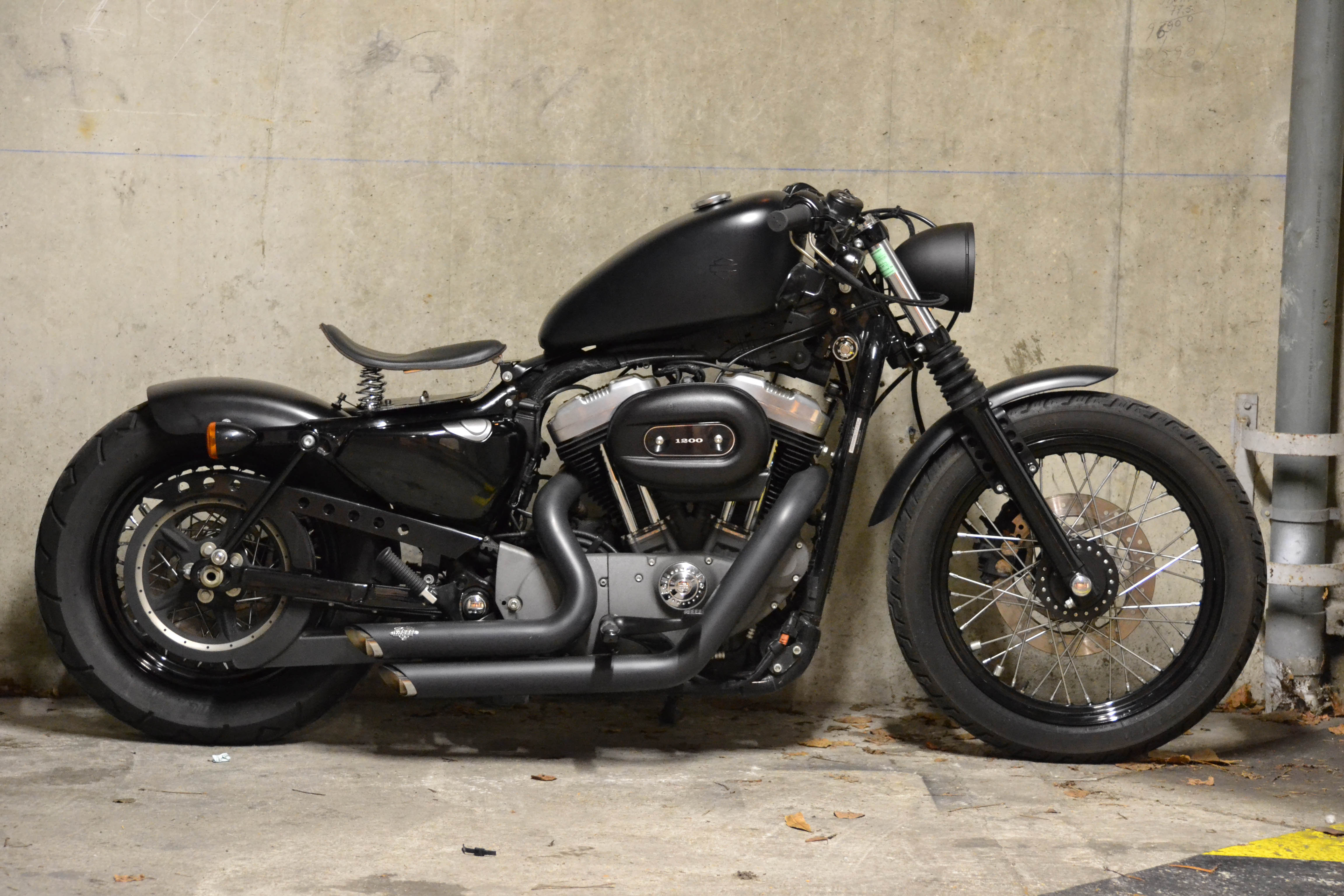 Harley Davidson Nightster E Wallpaper 4608x3072 165939