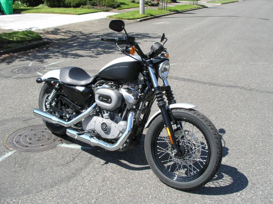 Harley Davidson Nightster   t wallpaper