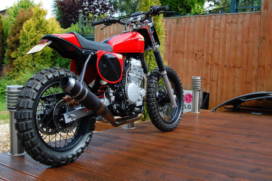 Honda Dominator NX650 dirtbike    e wallpaper
