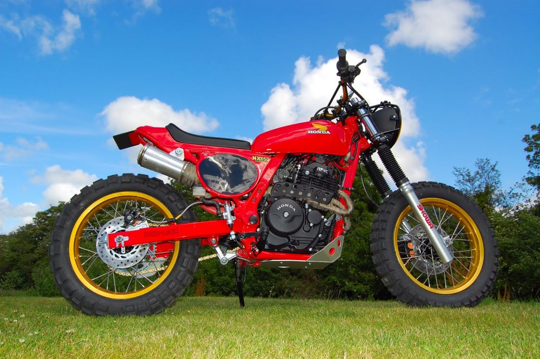 Honda NX650 Dominator     r_JPG wallpaper