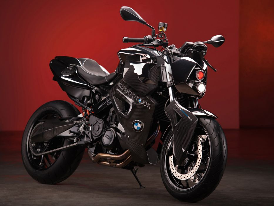 Vilner Custom Bike BMW F800R wallpaper