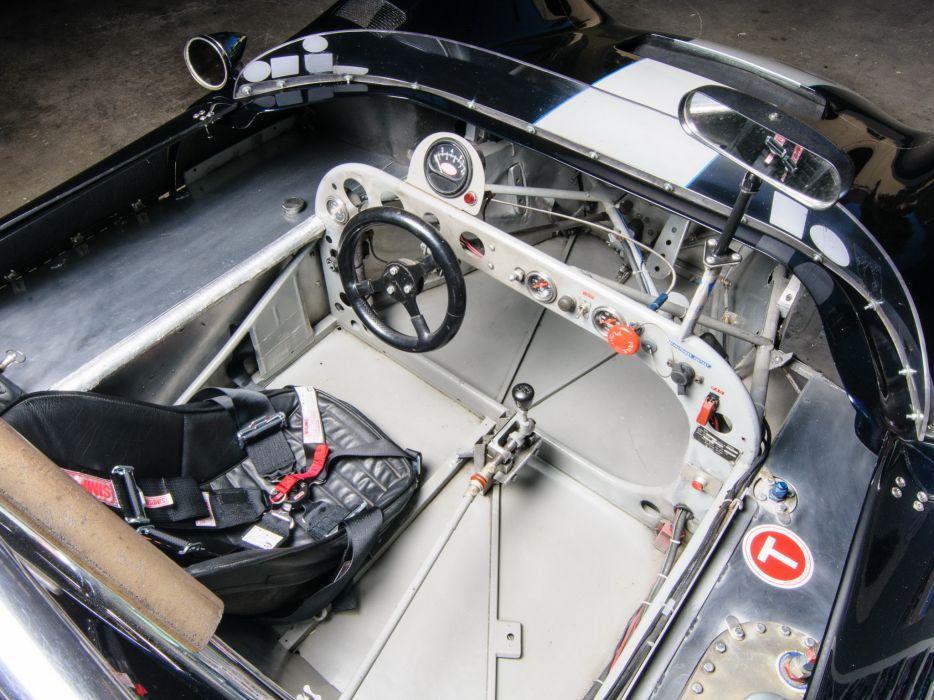 1964 Huffaker Genie Mk-10 USRRC race racing classic hot rod rods interior     h wallpaper