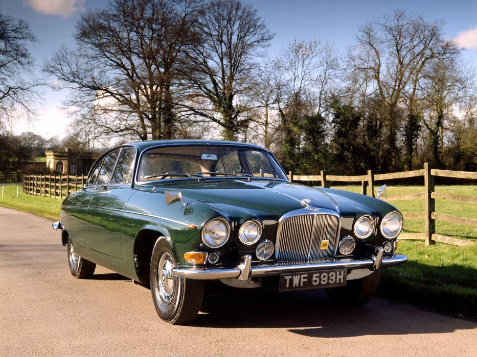 1966 Jaguar 420G luxury classic      g wallpaper