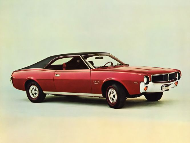 1968 AMC Javelin SST (6879-7) muscle classic wallpaper