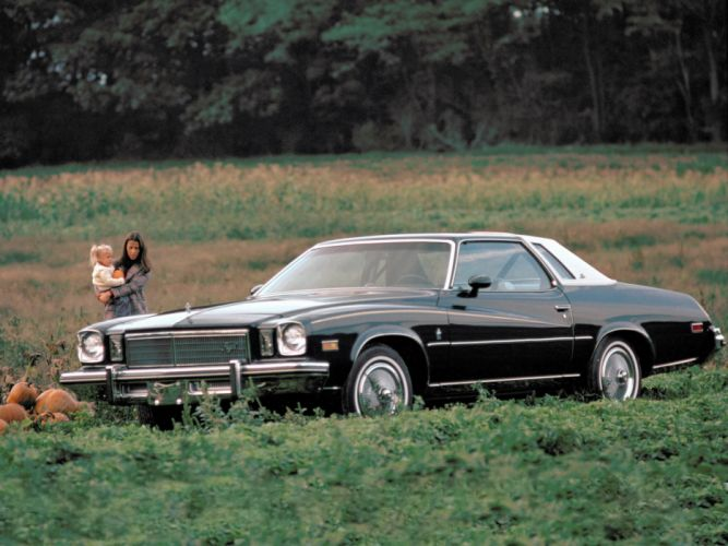1975 Buick Regal Colonnade Hardtop Coupe r wallpaper
