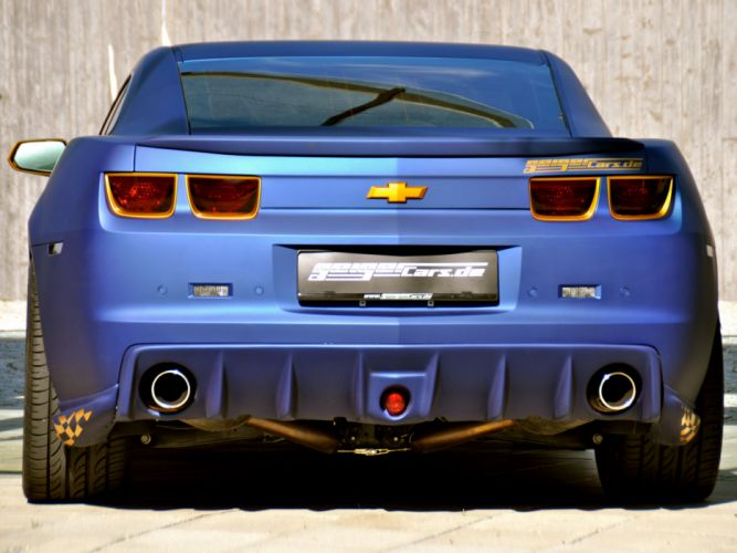 2011 Geiger Chevrolet Camaro SS muscle tuning s-s t wallpaper