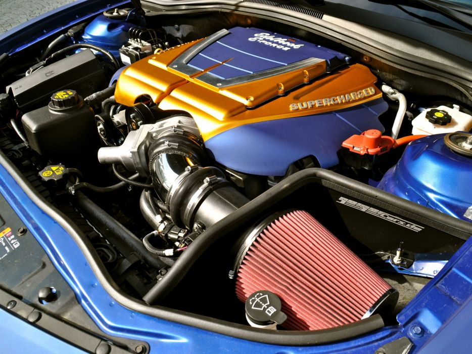 2011 Geiger Chevrolet Camaro SS muscle tuning s-s engine    t wallpaper