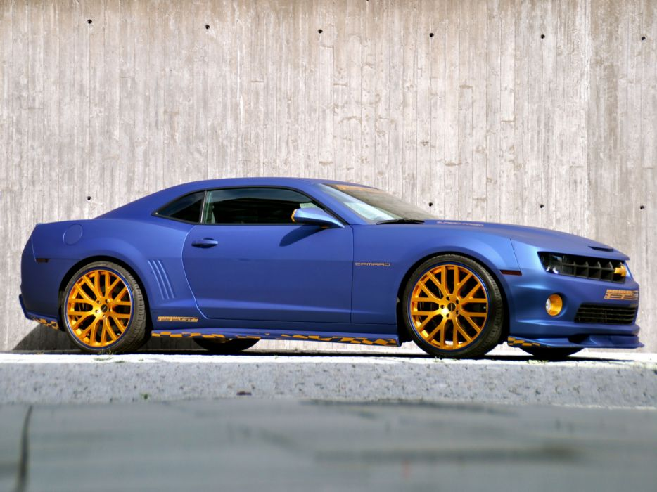 2011 Geiger Chevrolet Camaro SS muscle tuning s-s   y wallpaper