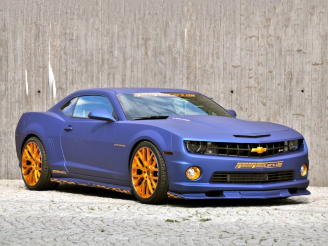2011 Geiger Chevrolet Camaro SS muscle tuning s-s wallpaper