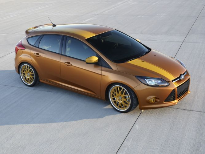 2012 Ford Focus 5-door by FSWerks tuning f wallpaper