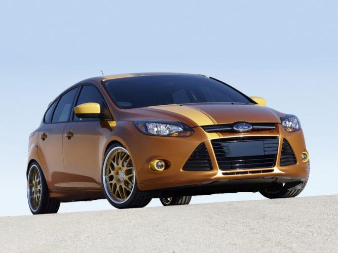 2012 Ford Focus 5-door by FSWerks tuning fk wallpaper