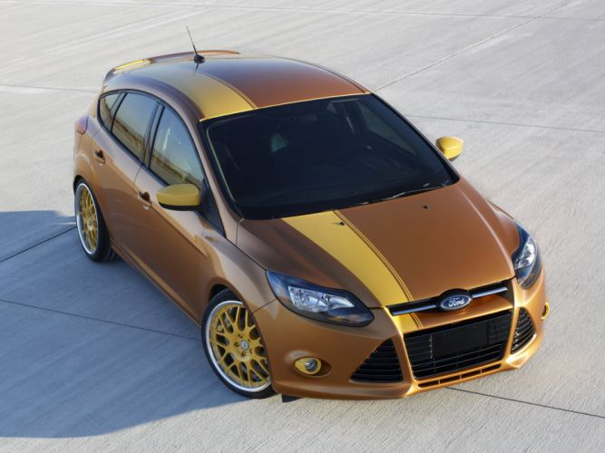 2012 Ford Focus 5-door by FSWerks tuning f wallpaper