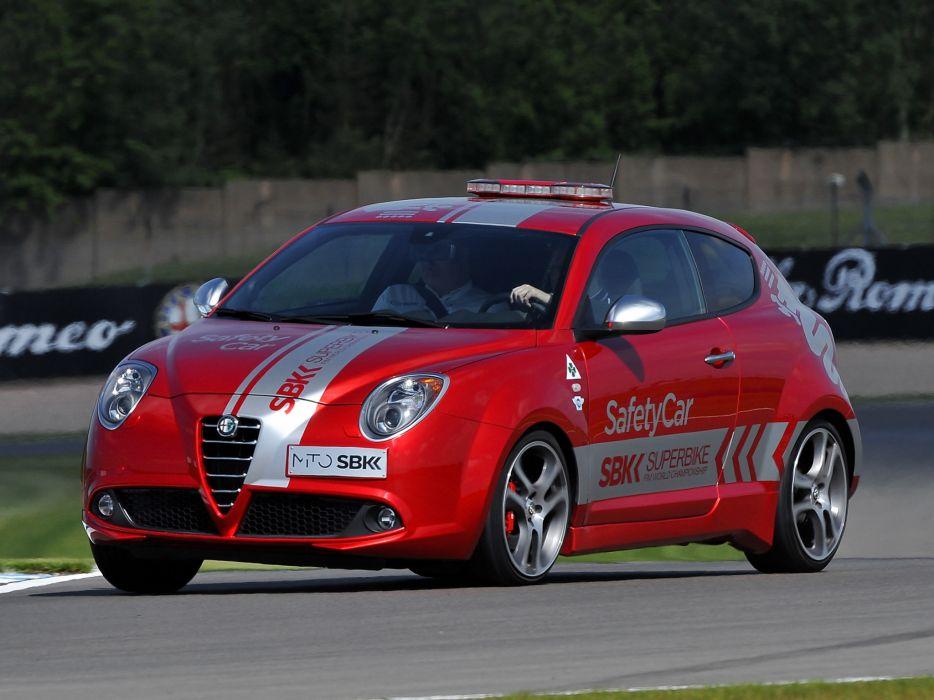 2013 Alfa Romeo MiTo Quadrifoglio Verde SBK Safety Car (955) tuning race racing   d wallpaper