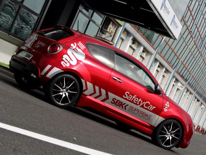 2013 Alfa Romeo MiTo Quadrifoglio Verde SBK Safety Car (955) tuning race racing ew wallpaper