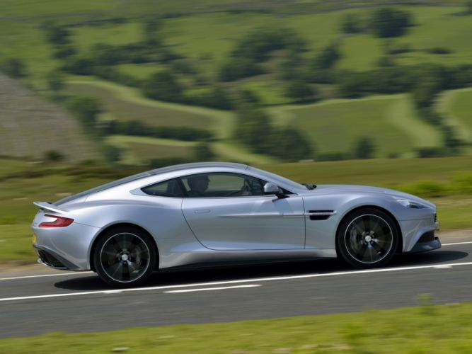 2013 Aston Martin Vanquish Centenary Edition UK-spec 5 wallpaper