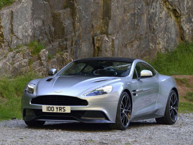 2013 Aston Martin Vanquish Centenary Edition UK-spec t wallpaper