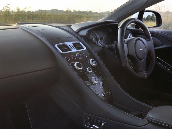 2013 Aston Martin Vanquish Centenary Edition UK-spec interior r wallpaper