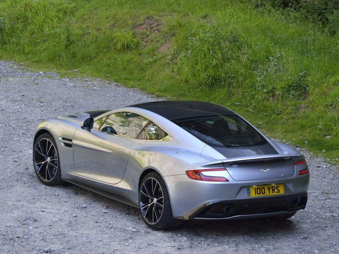 2013 Aston Martin Vanquish Centenary Edition UK-spec yu wallpaper
