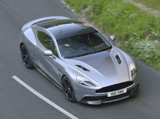 2013 Aston Martin Vanquish Centenary Edition UK-spec y wallpaper