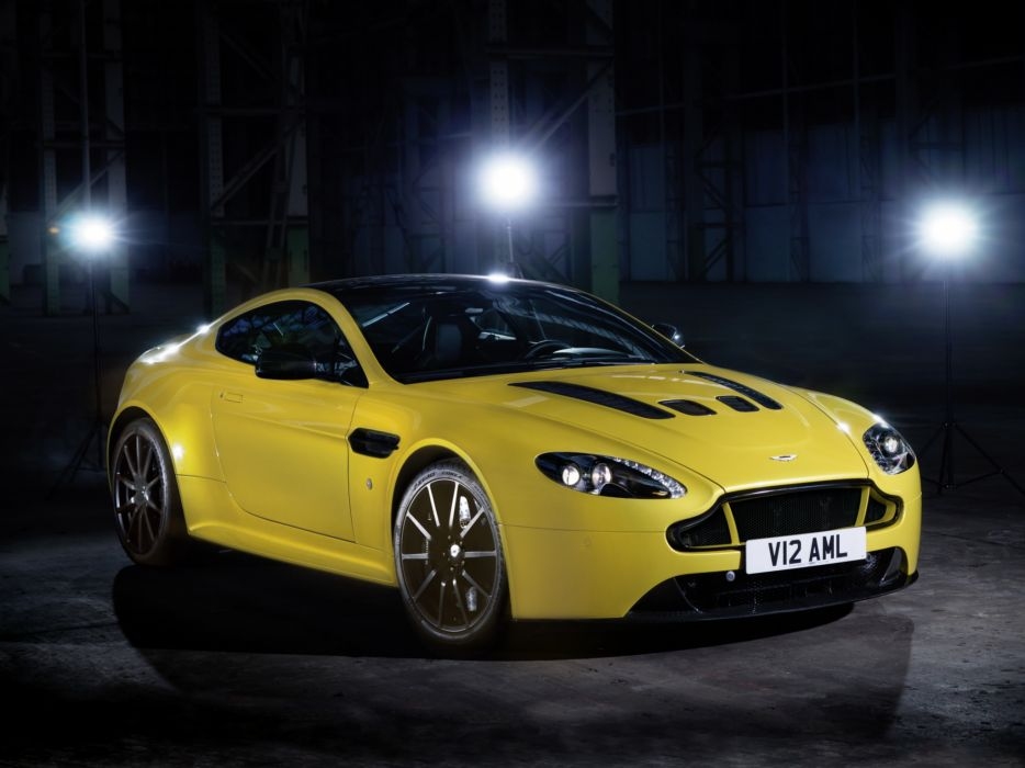 2014 Aston Martin V12 Vantage-S vantage supercar   r wallpaper