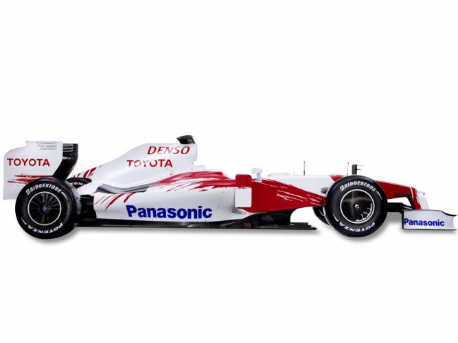 2089 Toyota TF109 Formula One race racing f-1 r wallpaper