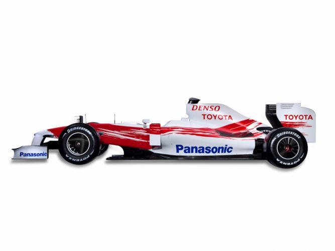 2089 Toyota TF109 Formula One race racing f-1 e wallpaper