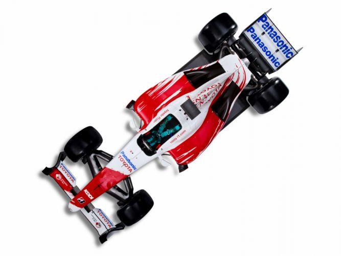2089 Toyota TF109 Formula One race racing f-1 g wallpaper