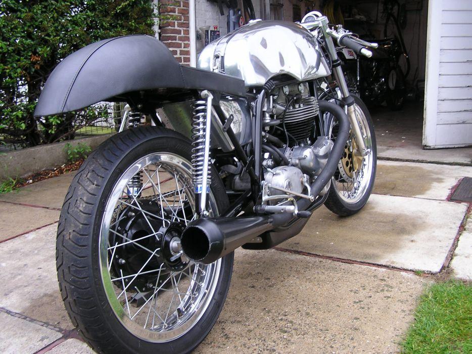 Norton 500cc Domiracer      t wallpaper