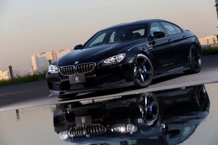 3D Design BMW M6 GranCoupe wallpaper