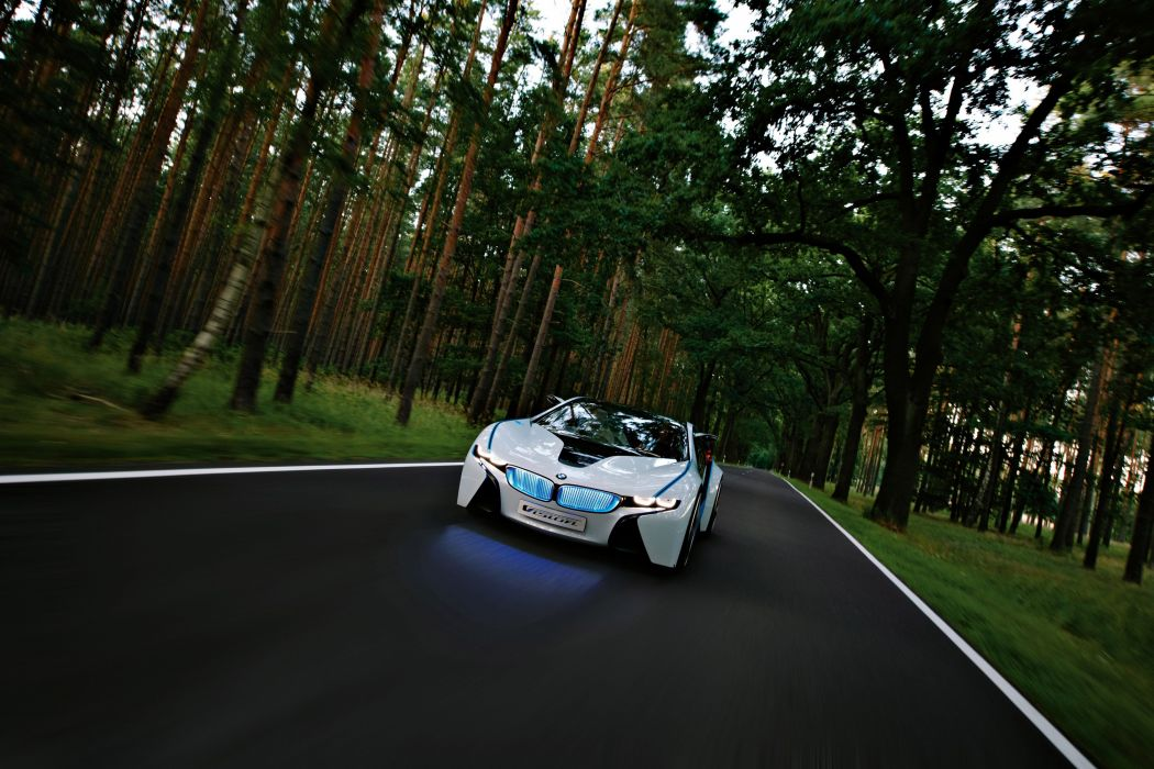BMW Vision EfficientDynamics Concept wallpaper