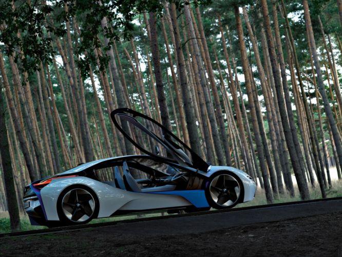 BMW Vision EfficientDynamics Concept wallpaper