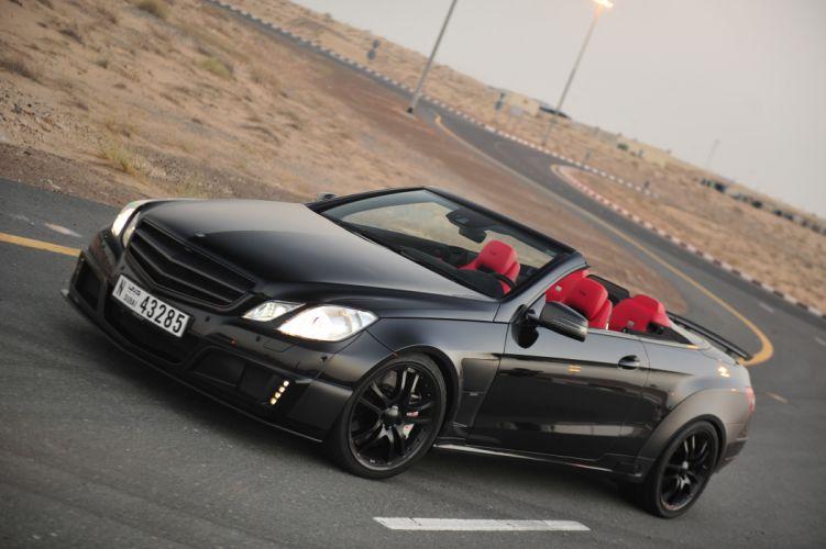 BRABUS Mercedes-Benz 800 E V12 Cabriolet wallpaper