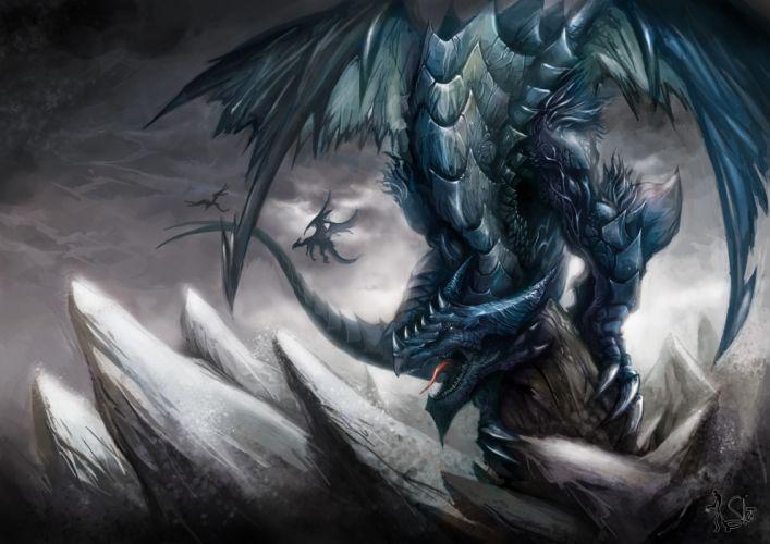 Dragon g wallpaper