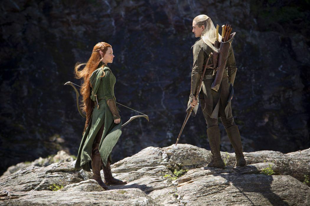 Elves Archer Men Warrior the hobbit Movies Fantasy Girls elf lotr lord rings wallpaper