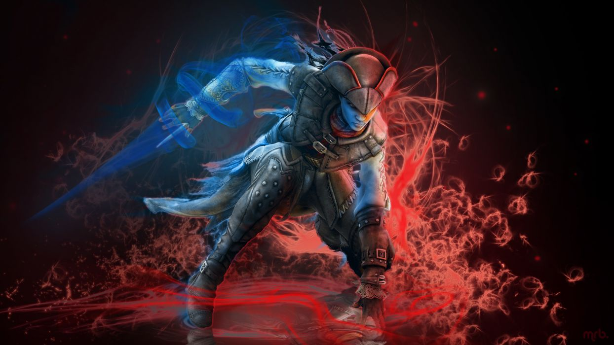 Assassins Creed III Liberation fantasy warrior      h wallpaper