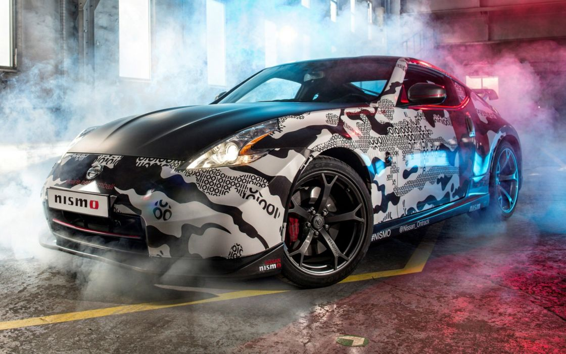 Nissan 370z Nismo Gumball 3000 Rally Nissan Nism Tuning Wallpaper