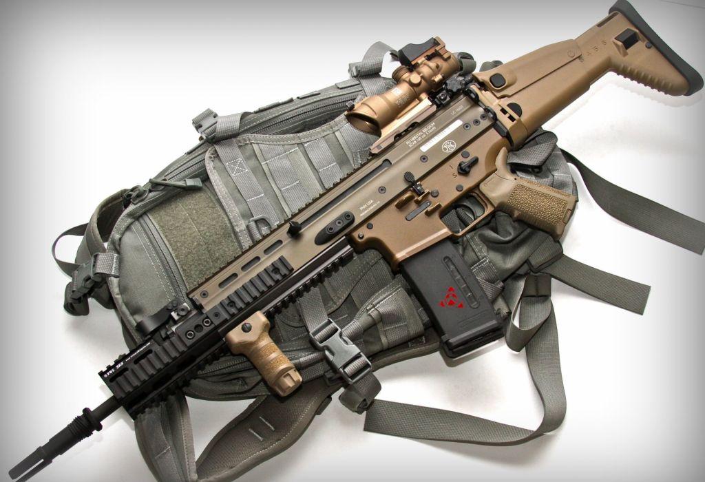 weapon gun military       f wallpaper