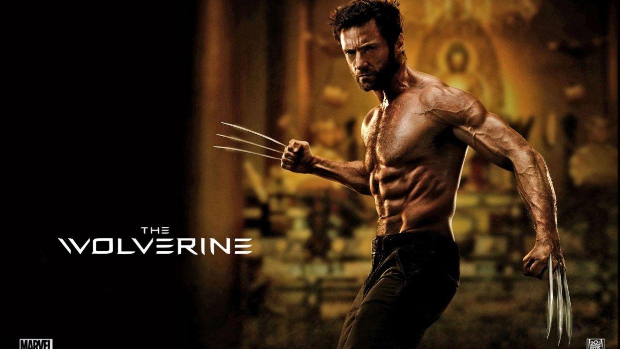 Wolverine Hugh Jackman superhero    h wallpaper