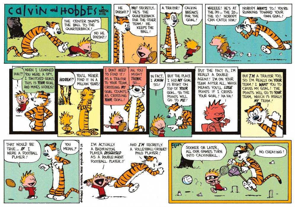 calvin and hobbes comics   yr wallpaper